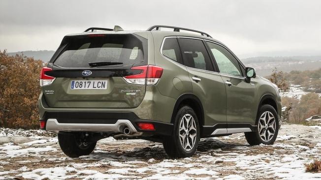 Subaru Forester Eco Hybrid - posterior