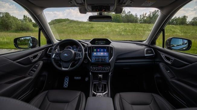 Subaru Forester Eco Hybrid - interior