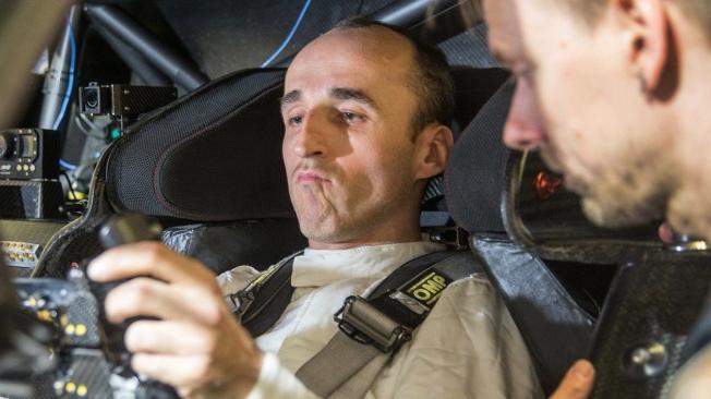 Robert Kubica debuta con buenas sensaciones en el BMW M4 DTM