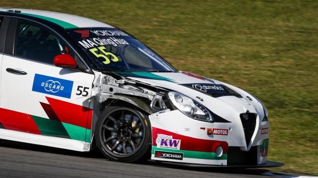 Romeo Ferraris valora dejar el WTCR para centrarse en el ETCR