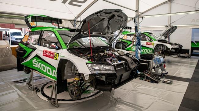 Skoda Motorsport no tendrá equipo oficial en el WRC en 2020