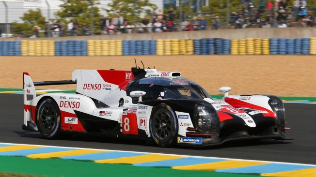 Toyota quiere lograr el récord de Le Mans con el Toyota TS050 Hybrid