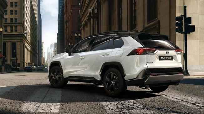 Toyota RAV4 Hybrid 2020 - posterior