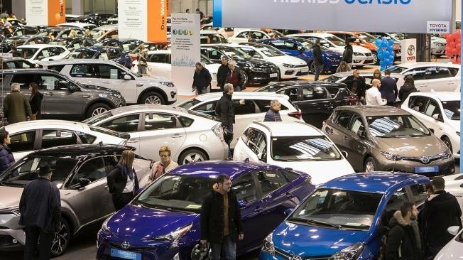Ventas de coches de ocasión en España en noviembre de 2019