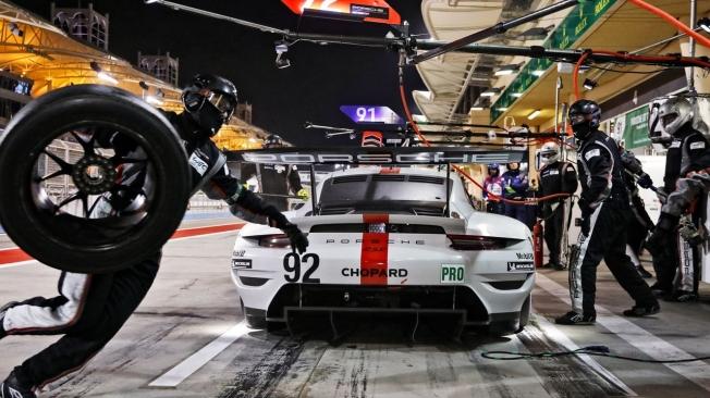 El WEC no apostará por una monomarca de neumáticos en LMGTE-Pro