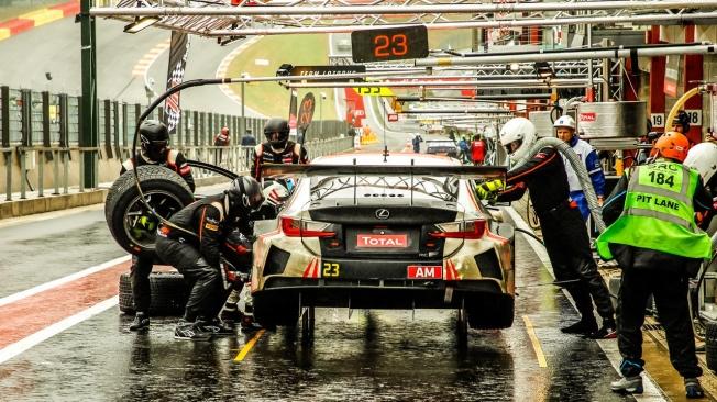 La World GT Challenge Europe cambia su dinámica en boxes en 2020