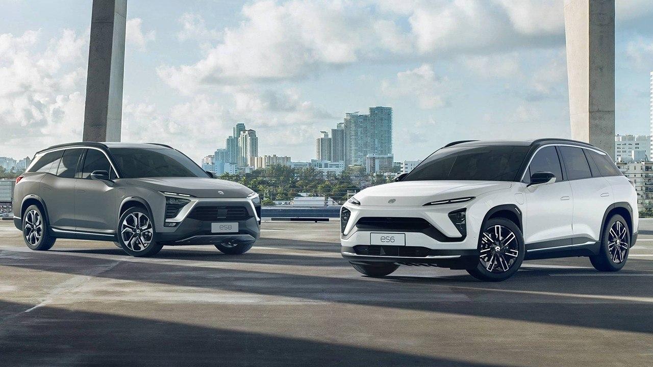 Nio y Xpeng fusionarán sus redes de puntos de carga para coches eléctricos