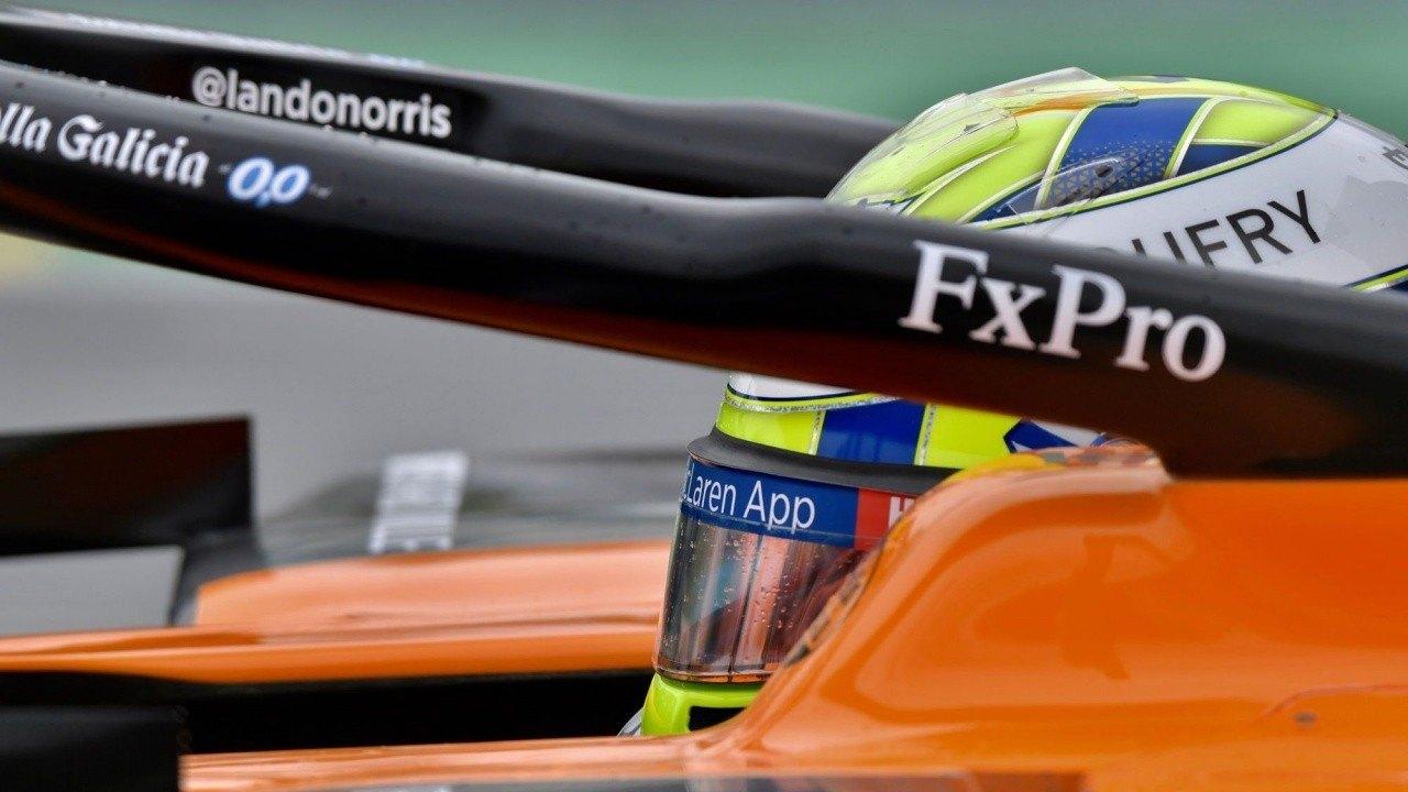 Norris le pide a McLaren un MCL35 con más carga y polivalencia
