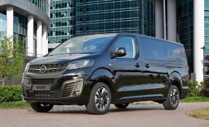 Opel inicia la venta del Grandland X y Zafira Life en Rusia