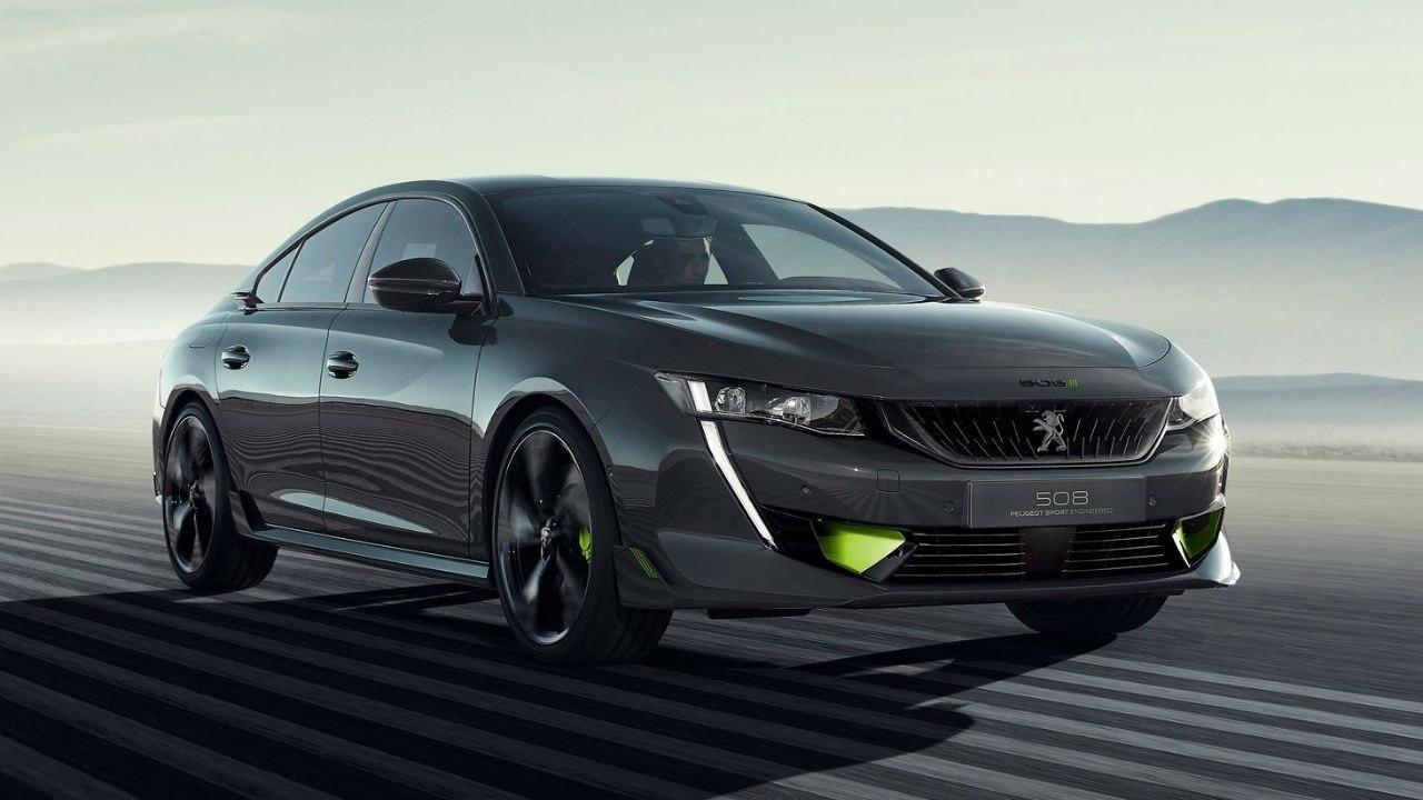 El nuevo Peugeot 508 Sport Engineered, a la venta desde marzo de 2020