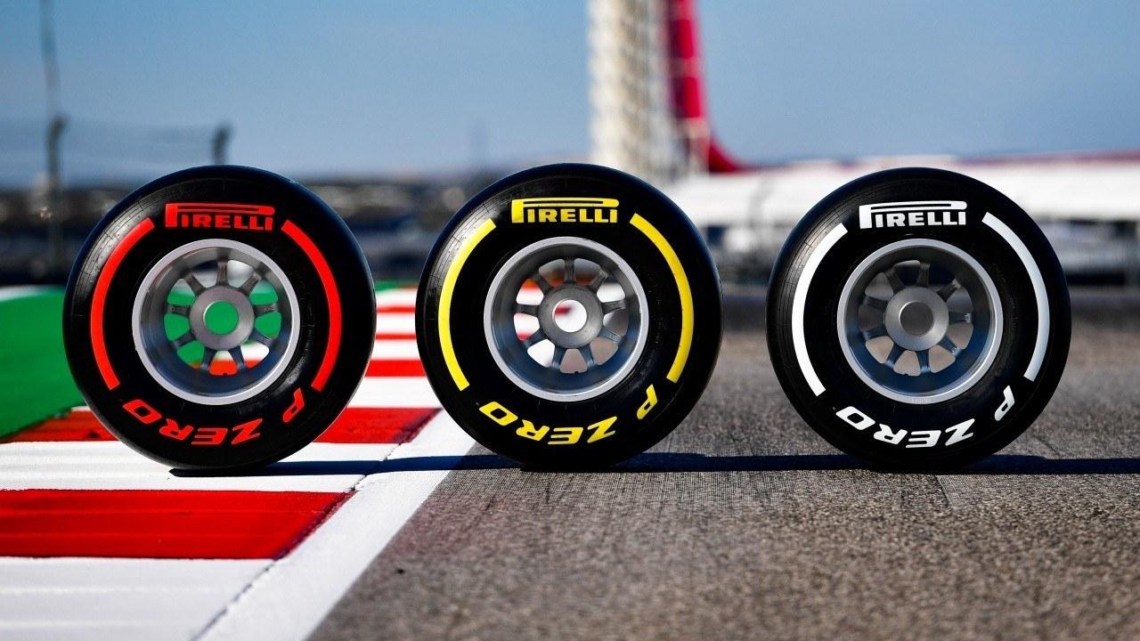 Pirelli desvela los compuestos de neumáticos para los cuatro primeros GP de 2020