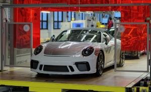Fabricado el último Porsche 911 generación 991
