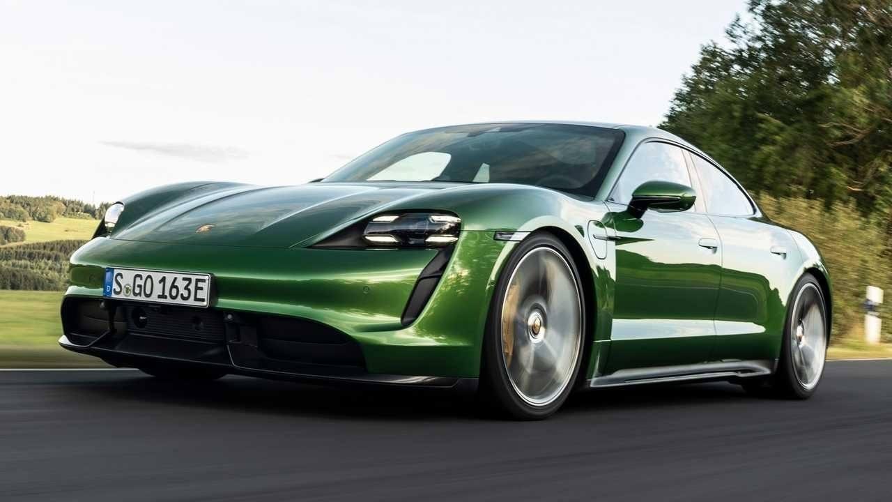 Porsche confirma 30.000 pedidos del nuevo Taycan solo en Europa