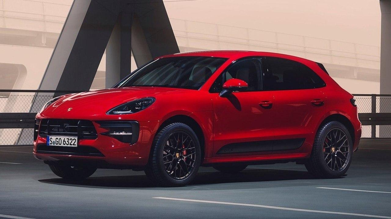 Porsche Macan Facelift (2019) 14
