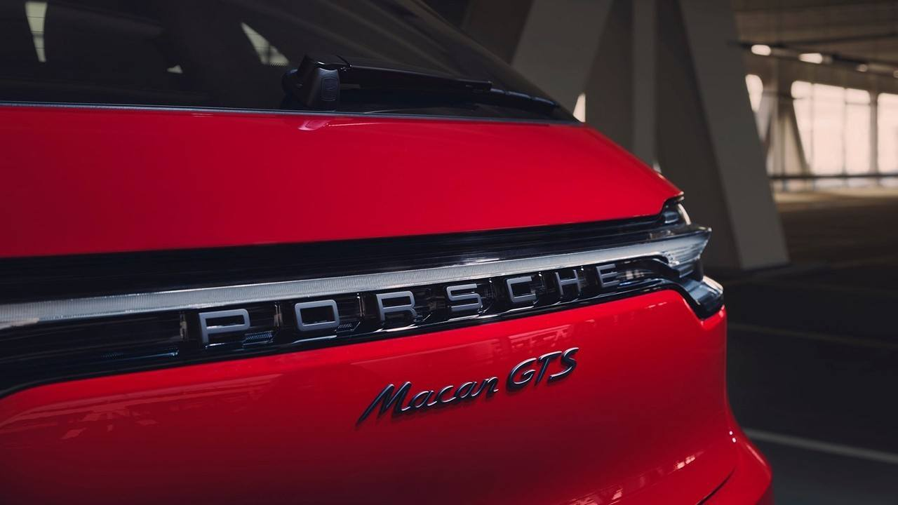 Porsche Macan Facelift (2019) 18