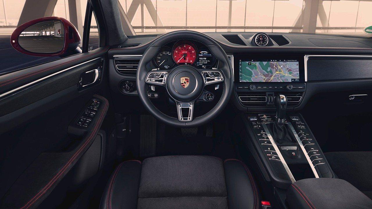 Porsche Macan Facelift (2019) 19