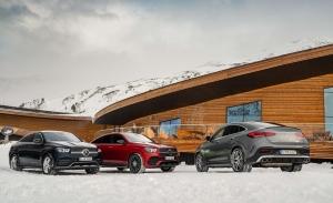 Prueba Mercedes GLE Coupé 2020, un SUV de lujo bajo una línea cupé