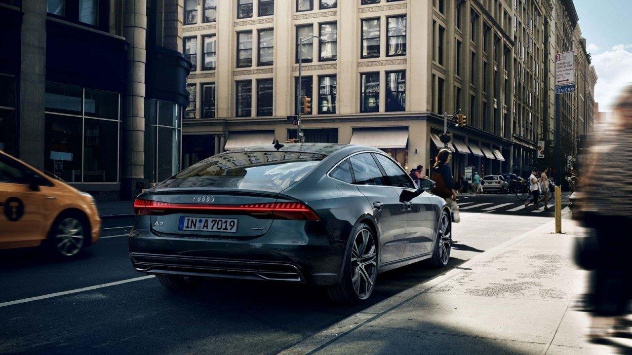 SAIC se encargará de la producción del Audi A7 Largo en China, el fruto de un nuevo acuerdo
