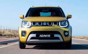 ¡Filtrado! El nuevo Suzuki Ignis 2020 al descubierto en estas imágenes