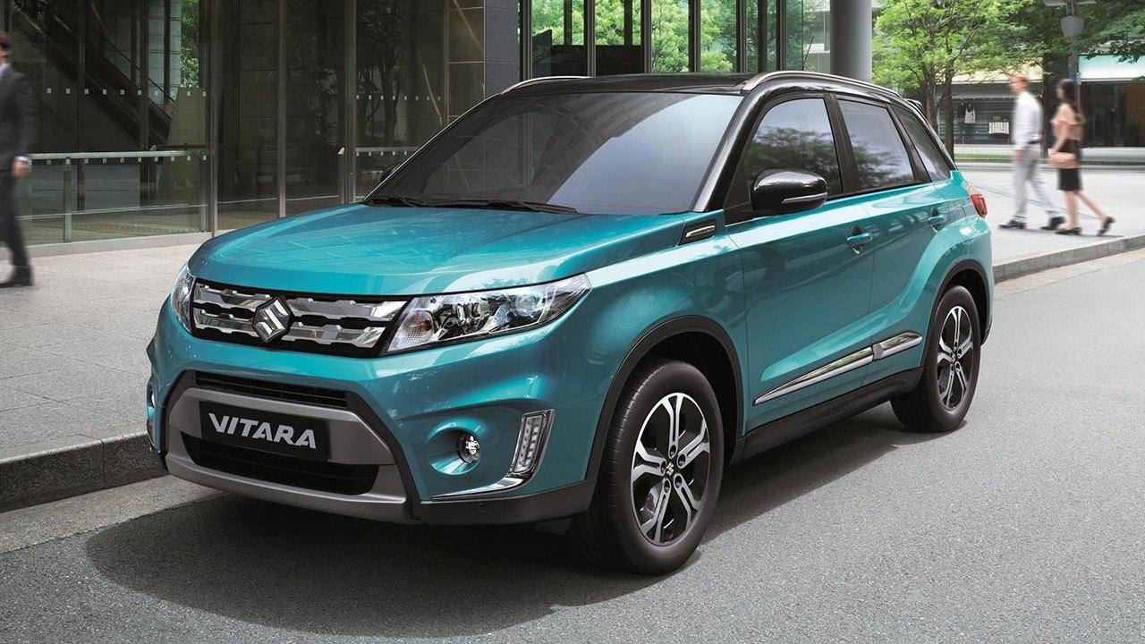Suzuki electrificará el Swift Sport, Vitara y S-Cross en 2020