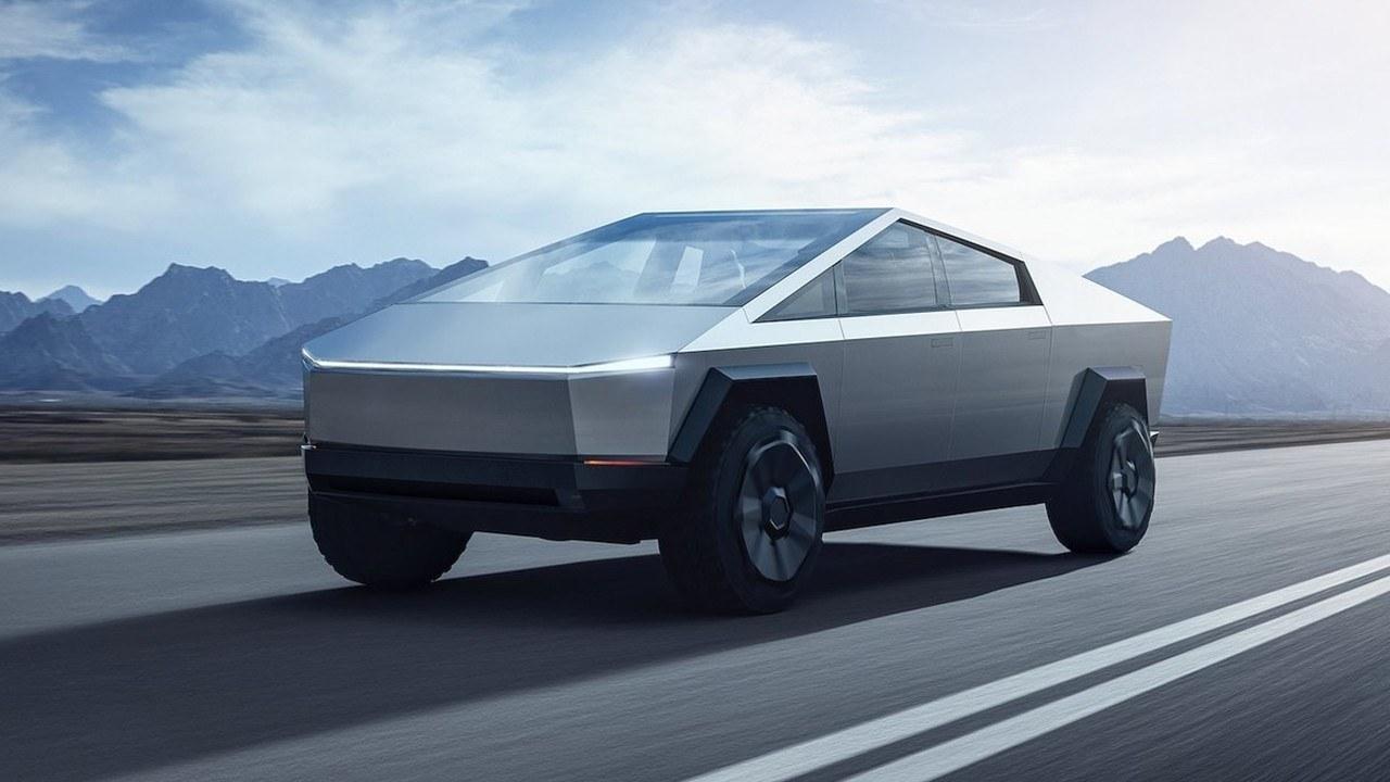 La versión de tres motores del Tesla Cybertruck llegará en 2021