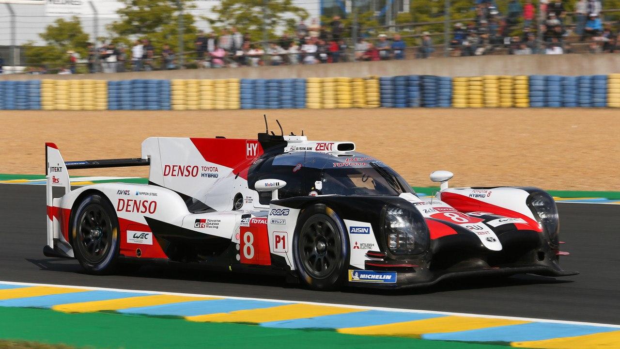 Toyota quiere lograr el récord de Le Mans con el Toyota TS050 ...