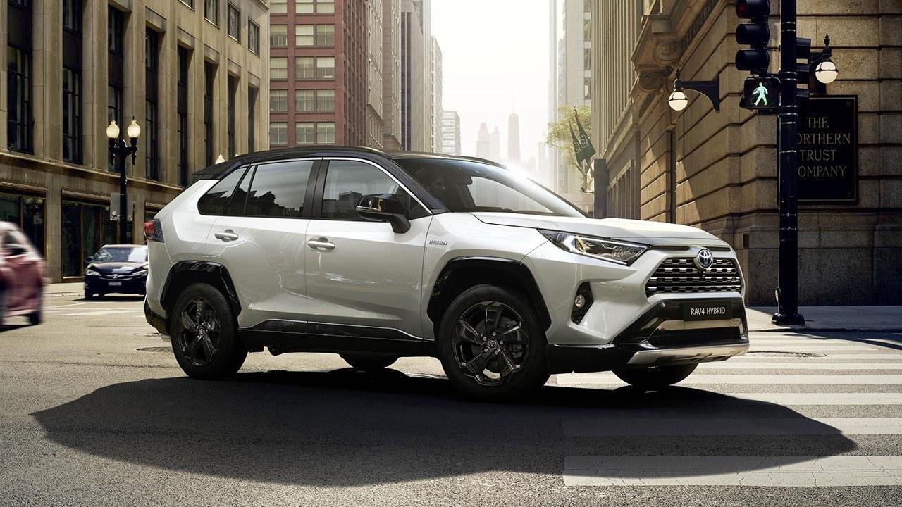 El Toyota RAV4 Hybrid incorpora el sistema de aviso acústico AVAS
