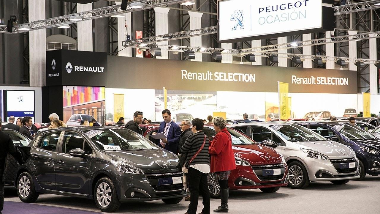 Las ventas de coches de ocasión suben un 1,2% hasta noviembre de 2019