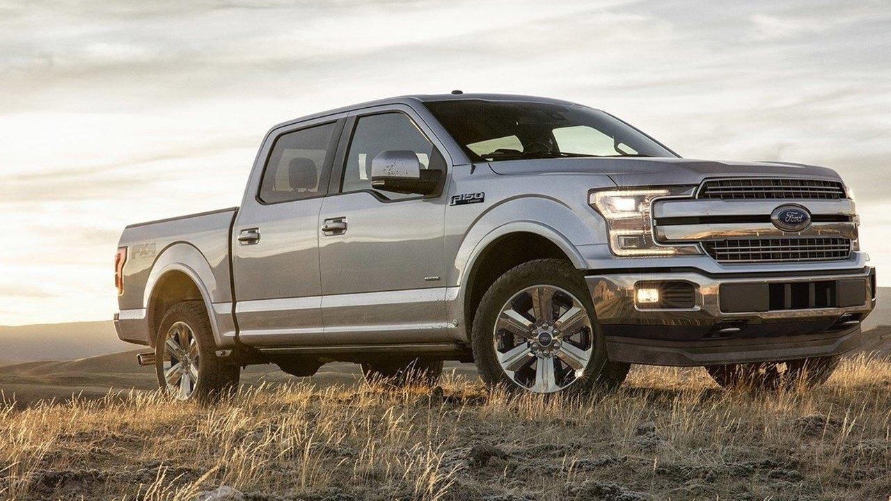 Estados Unidos, un paraíso para los pick-ups: el Ford F-150 sigue siendo el rey