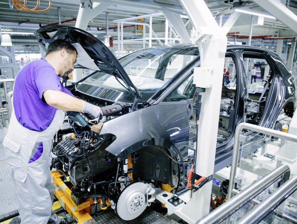 Volkswagen pretende liderar el mercado de eléctricos en 2023, dos años antes de lo previsto