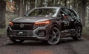 ABT Sportsline hace del Volkswagen Touareg un SUV más radical
