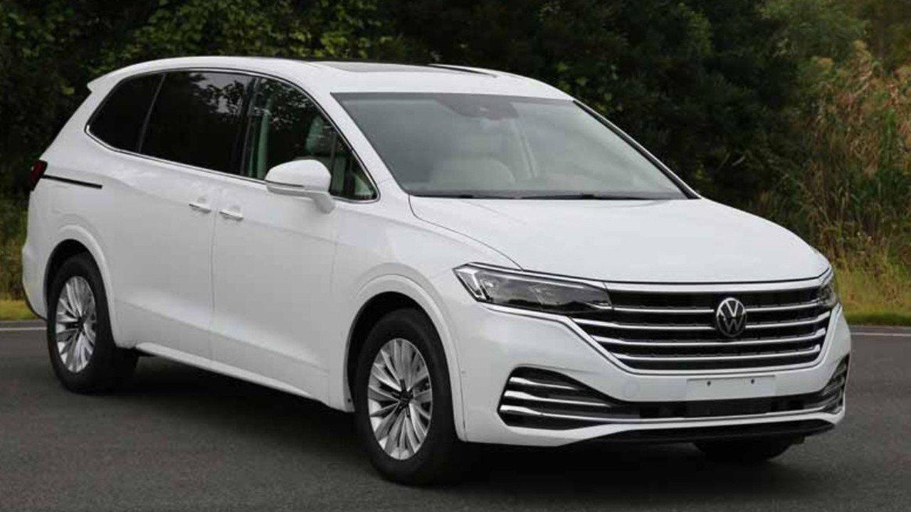 El nuevo Volkswagen Viloran al natural, ¡que vivan los monovolúmenes!