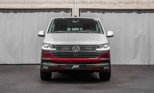 ABT engrandece la imagen del actualizado Volkswagen Transporter 6.1