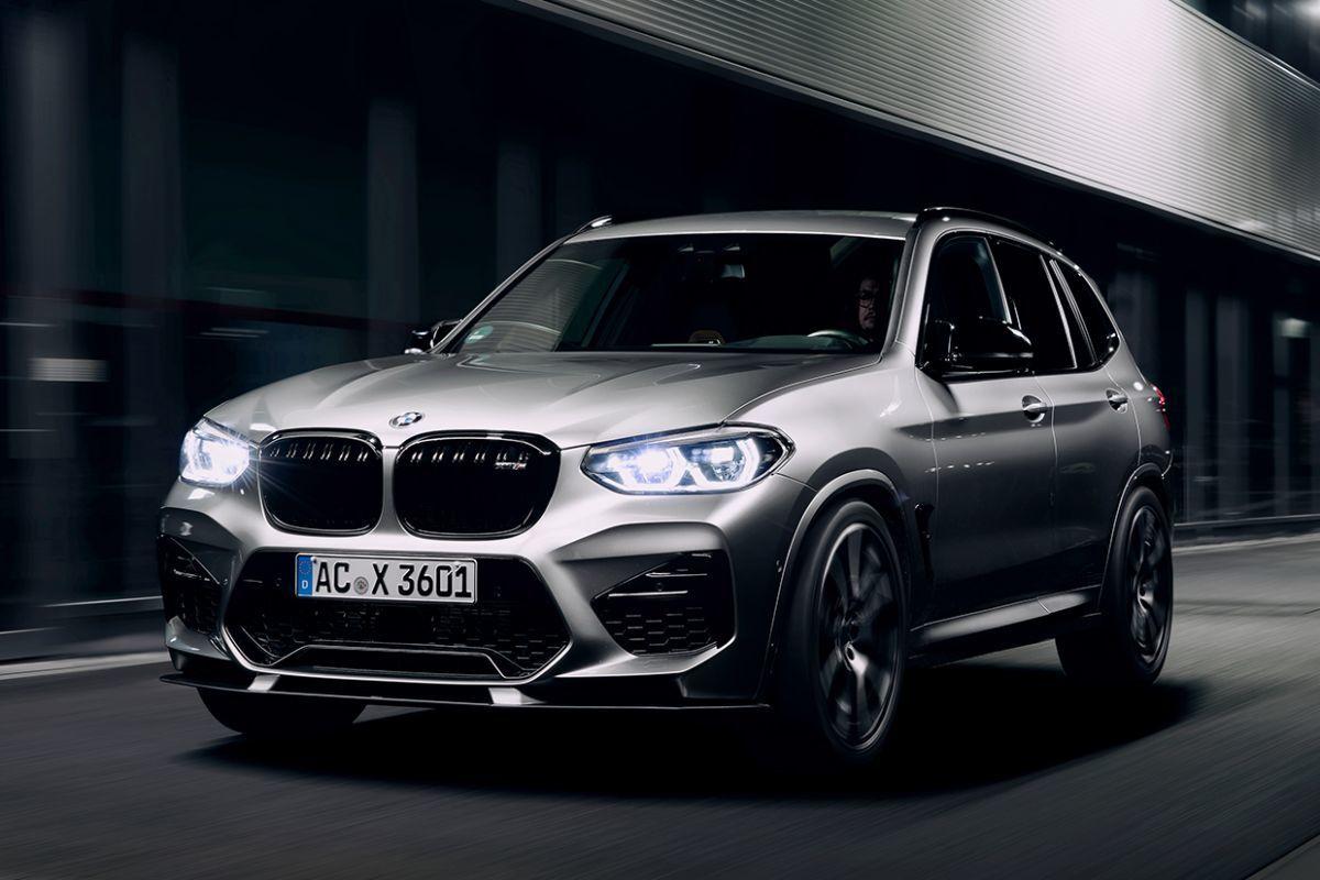AC Schnitzer radicaliza los nuevos BMW X3 M y X3 M Competition en estética y prestaciones