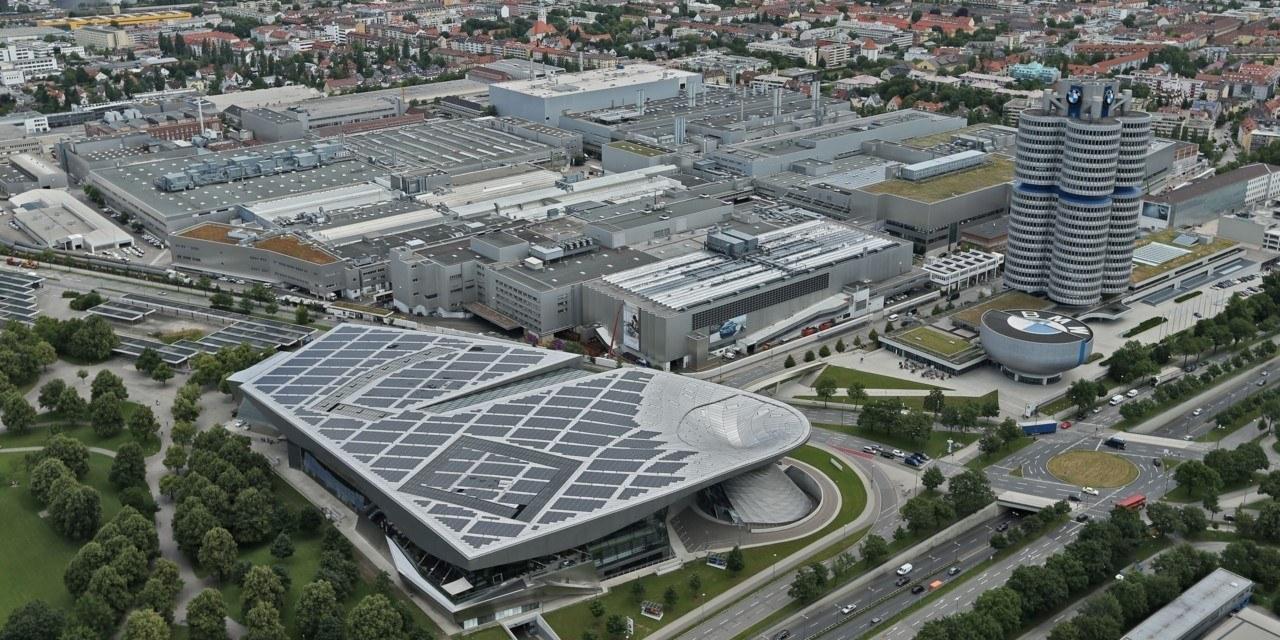 BMW cerrará la factoría de Múnich para adaptar la producción del i4 desde 2021