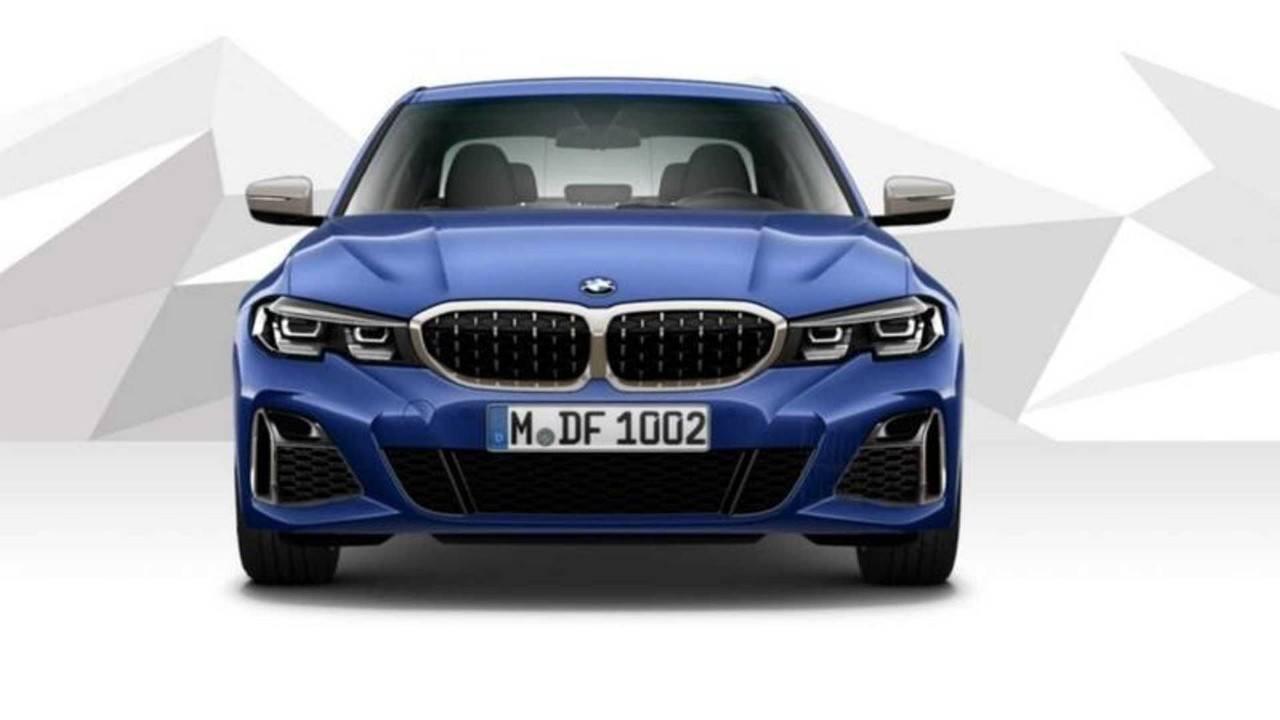 Se filtra la versión deportiva M340d xDrive en los BMW Serie 3 y Serie 3 Touring
