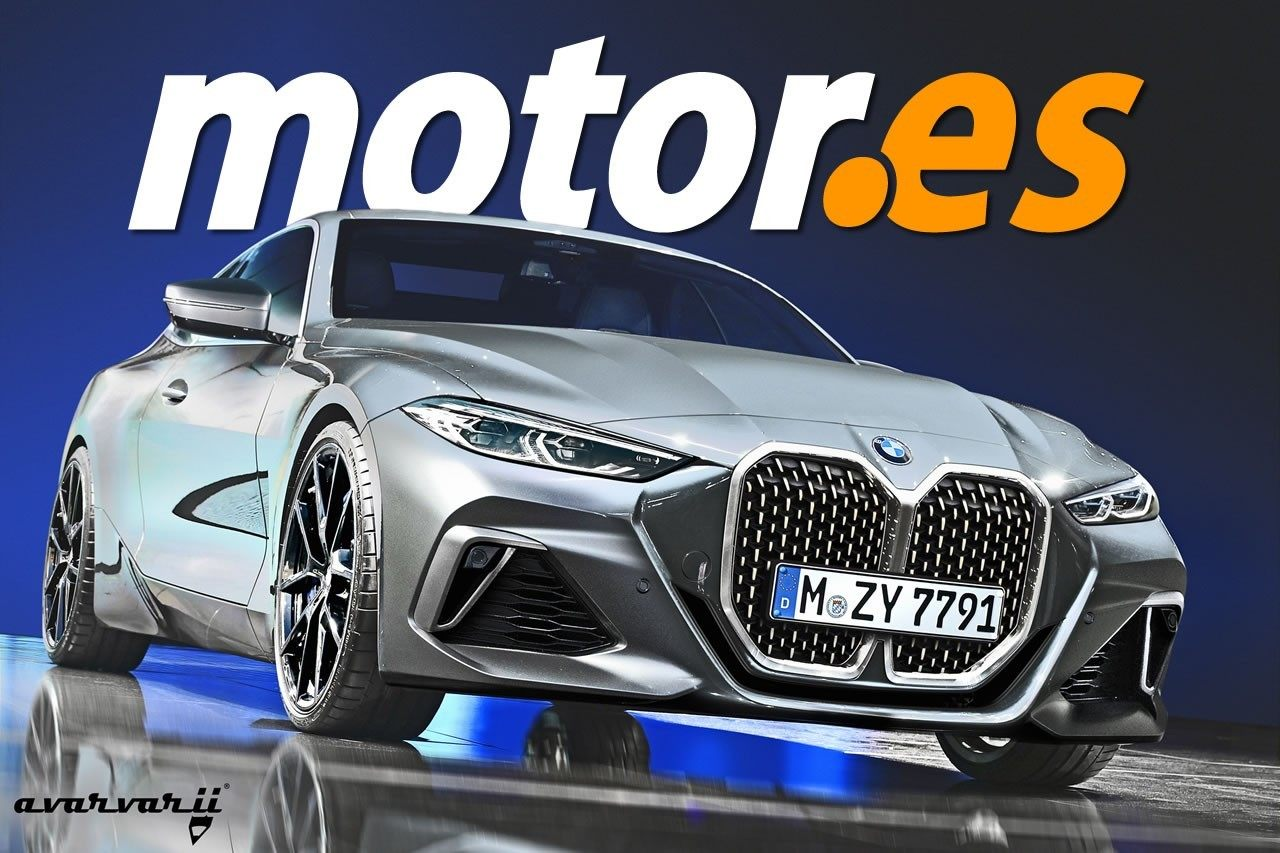 BMW Serie 4 2020, así será la nueva generación del coupé alemán