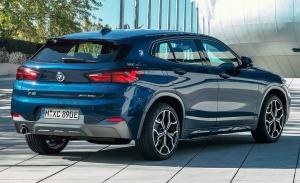 BMW X2 xDrive25e, el SUV alemán estrena versión híbrida enchufable