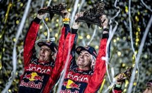 Carlos Sainz y las arenas del tiempo: tres Dakares al borde de los 60 años
