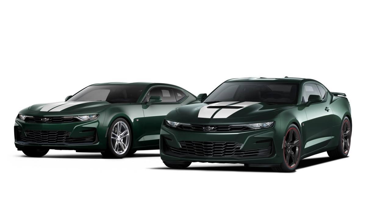 Nuevo Chevrolet Camaro Heritage Edition exclusivo para Japón