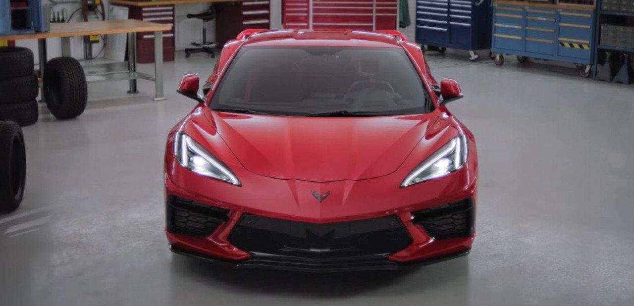 El nuevo Chevrolet Corvette Stingray 2020 al fin entra en producción