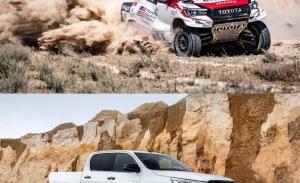 Los coches del Dakar 2020 en la 'vida real', antes de ser transformados ¿cómo son?