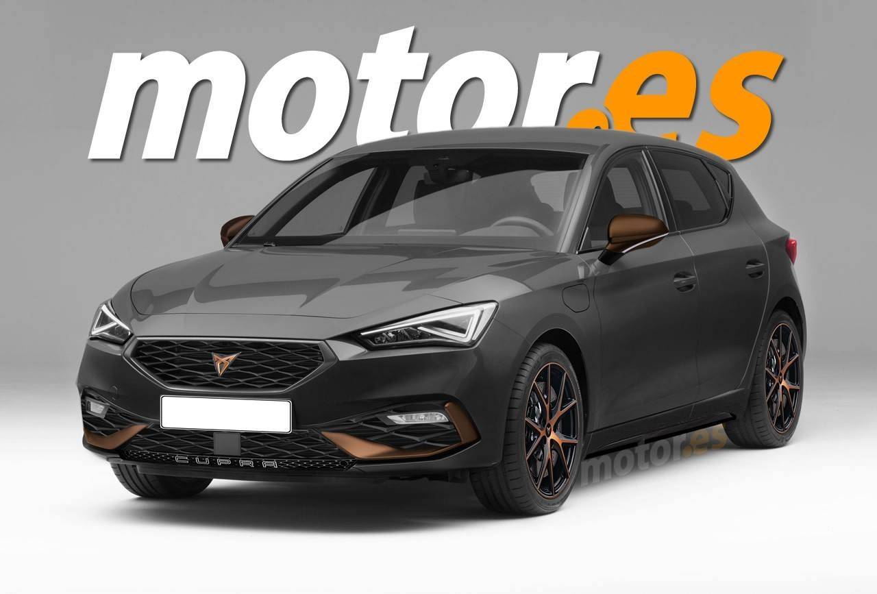 Adelantamos el diseño del nuevo CUPRA León, llegará a finales de 2020