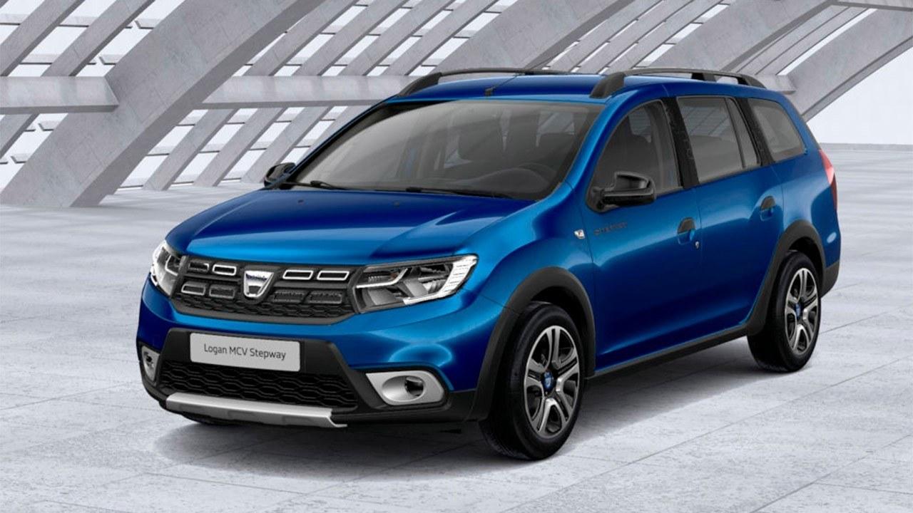 El Dacia Logan MCV también estrena la serie limitada Aniversario