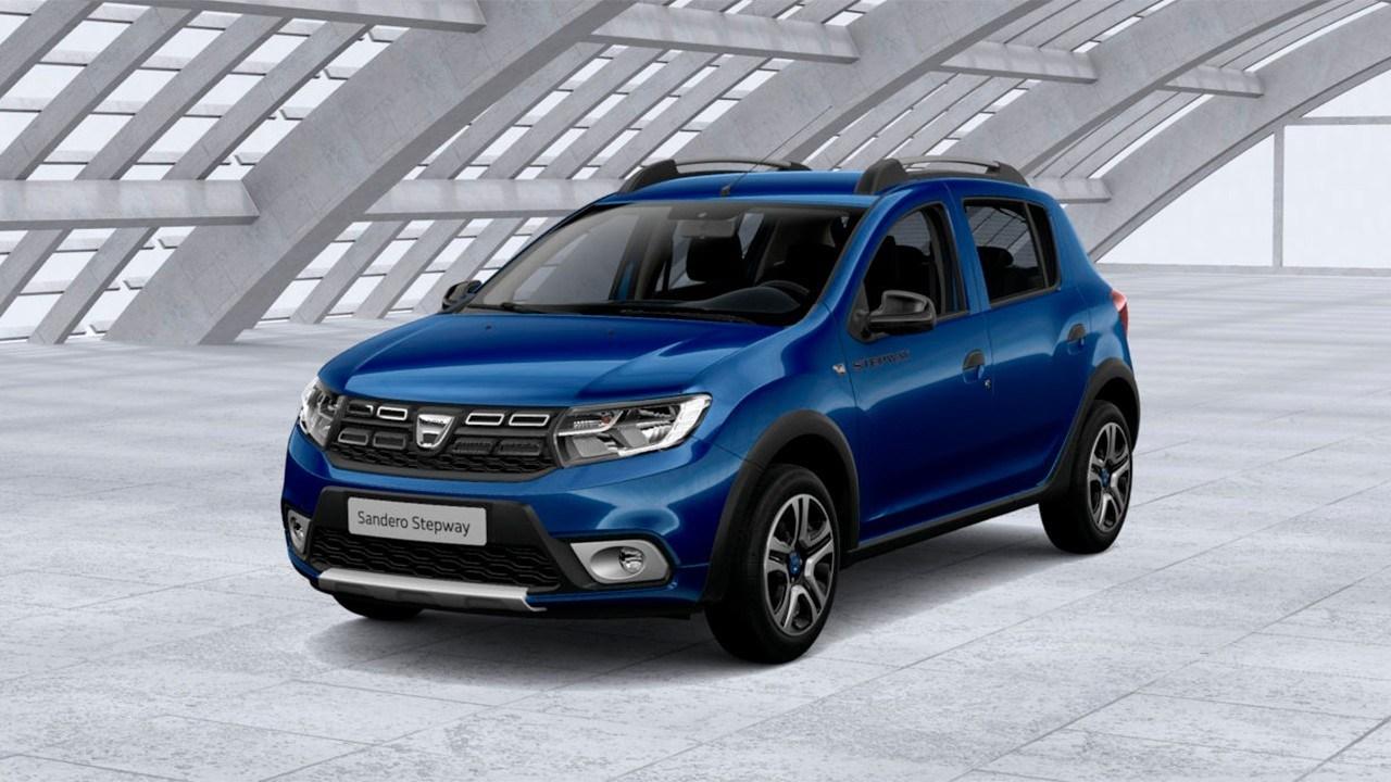 El Dacia Sandero estrena la serie limitada Aniversario