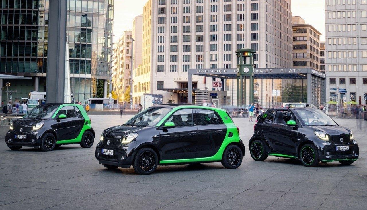 Daimler y Geely convierten a smart en una empresa china
