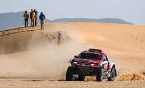 El Dakar retoma la normalidad con la novena etapa camino de Haradh