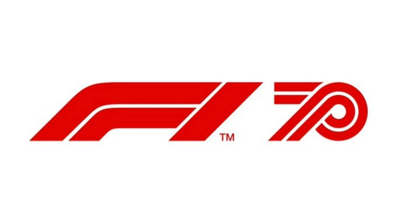La Fórmula 1 conmemora sus 70 años con un nuevo logotipo