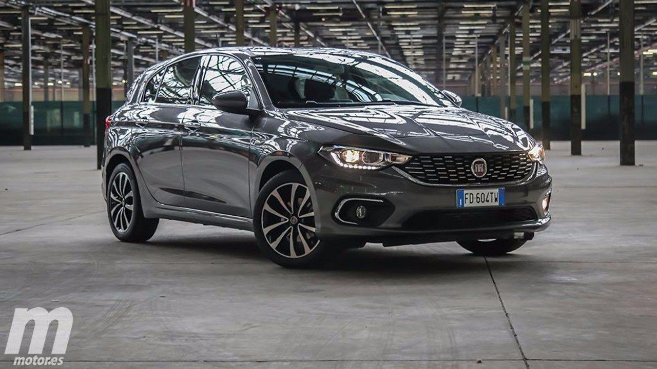 Fiat presenta la nueva gama Tipo More con un atractivo ahorro