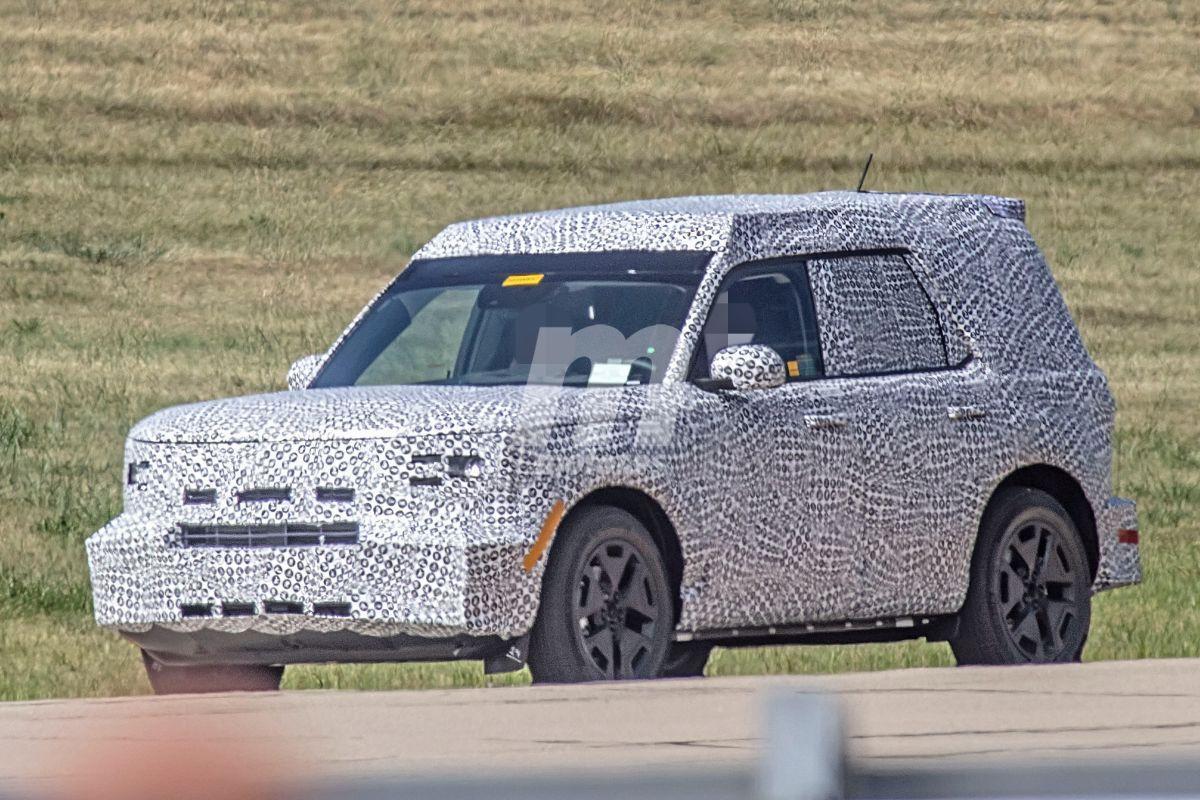 Un catálogo filtra la llegada del futuro Ford Maverick 2020 ¿será el nuevo Baby-Bronco?